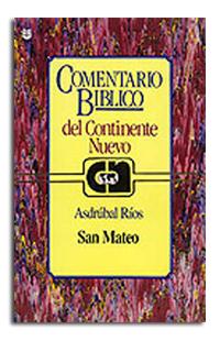 Comentario Bíblico del Continente Nuevo - San Mateo