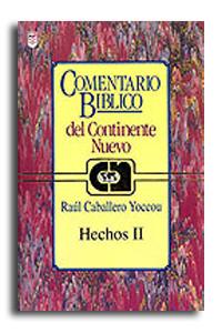 Comentario Bíblico del Continente Nuevo - Hechos II