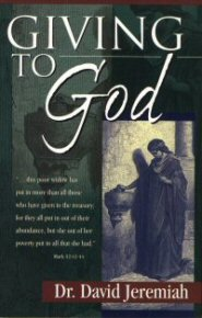 Giving to God (Study Guide)