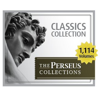 Perseus Classics Collection (1,114 vols.)