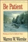 Be Patient (Job)