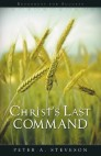 Christ's Last Command