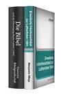 Lutherbibel 1984 mit erweiterter Interlinearbibel (2 Bde.)