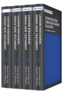 Lexham Discourse Greek New Testament Datasets (4 vols.)