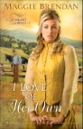 A Love of Her Own (Heart of the West Book #3)