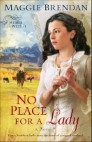 No Place for a Lady (Heart of the West Book #1)