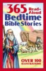 365 Read-Aloud Bedtime Bible Stories: Over 100 Illustrations