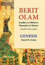 Berit Olam: Studies in Hebrew Narrative & Poetry: Genesis