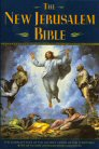The New Jerusalem Bible: The Complete Text of the Ancient Canon of the Scriptures