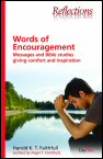 Words of Encouragement: Messages and Bible Studies Giving Comfort and Inspiration