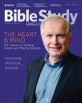 Bible Study Magazine—September–October 2015 Issue