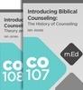 Mobile Ed: Ian Jones Biblical Counseling Bundle (2 courses)