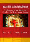 Instant Bible Studies for Small Groups