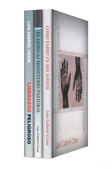 Colección pastoral Luis Gabriel César Isunza (3 vols)