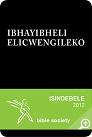 IBHAYIBHELI ELICWENGILEKO: isiNdebele Bible – 2012 Translation