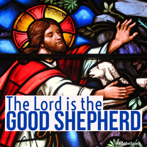 23 Jul 2017 - The Lord is the Good Shepherd