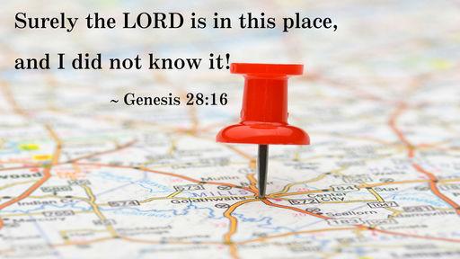 Genesis 28:10-19a