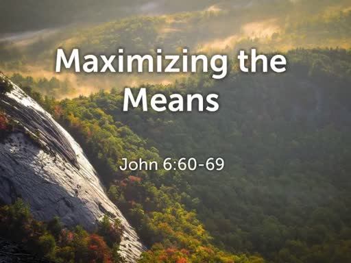 Maximizing the Means