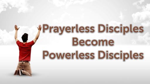Praying Disciples