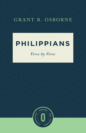 Philippians Verse by Verse