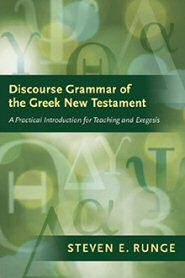 Greek new testament discourse bundle 9 vols logos bible software discourse grammar of the greek new testament a practical introduction for teaching and exegesis fandeluxe Choice Image