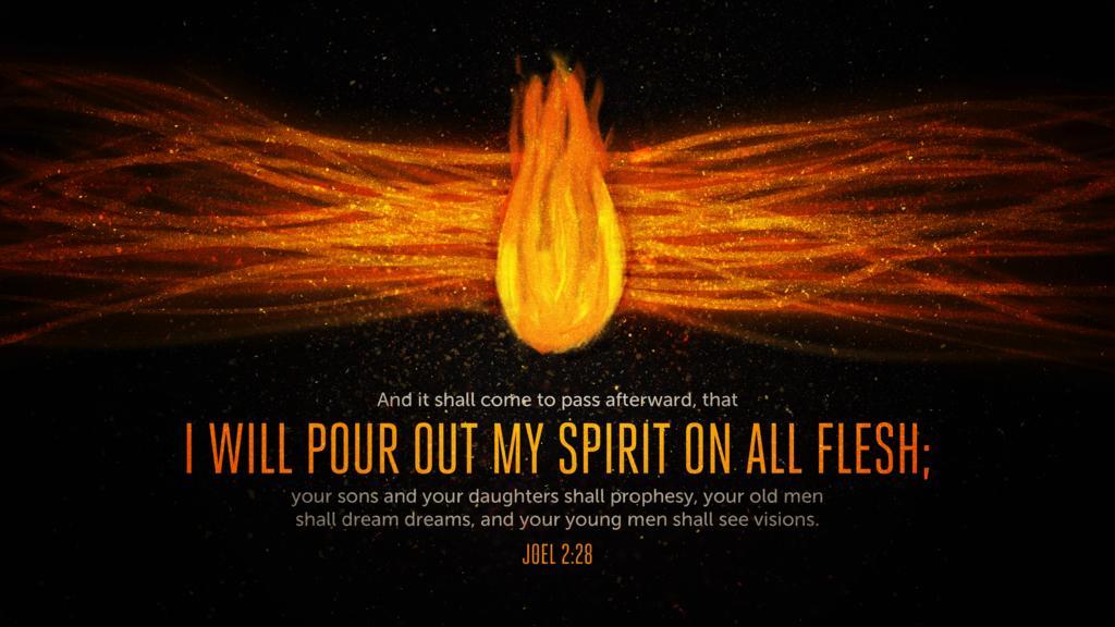 Joel 2:28 large preview