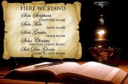 Sola Fide (Faith Alone)