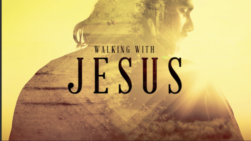 WALKING WITH JESUS: Gospel For Today