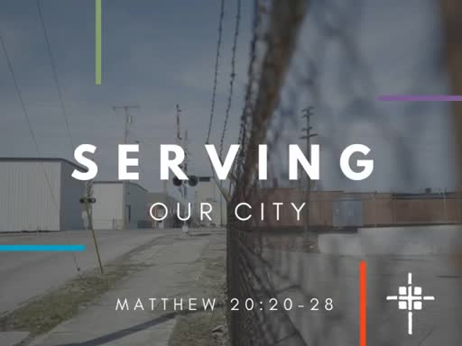 Serving Our City
