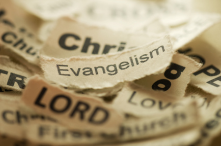 Proclaim: 8 Lessons for Evangelism Sunday, August 13 , 2017