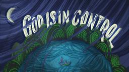 God Is In Control subheader 16x9 PowerPoint Photoshop image