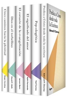 Colección Ágora (6 Vols)