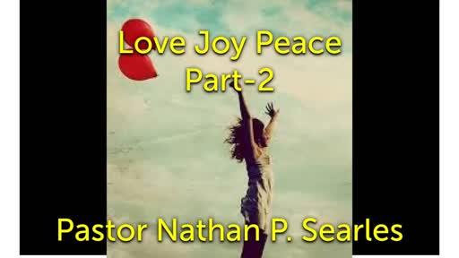 Love Joy Peace Part 2