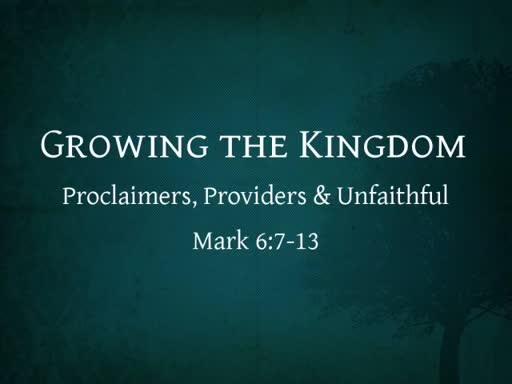 Growing the Kingdom