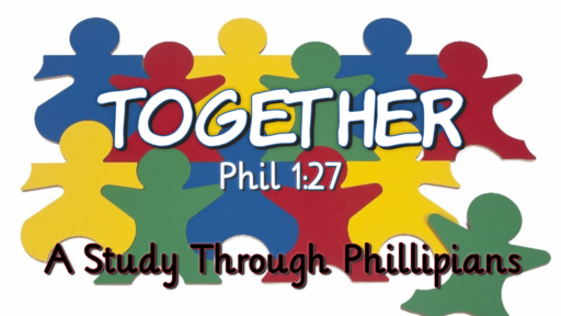Together: A Study through Philippians