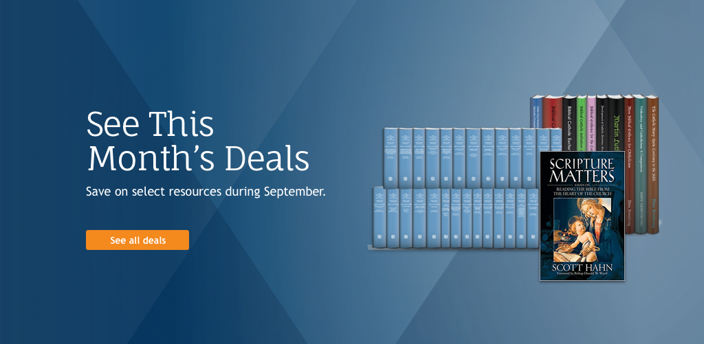 Check out September's deals!