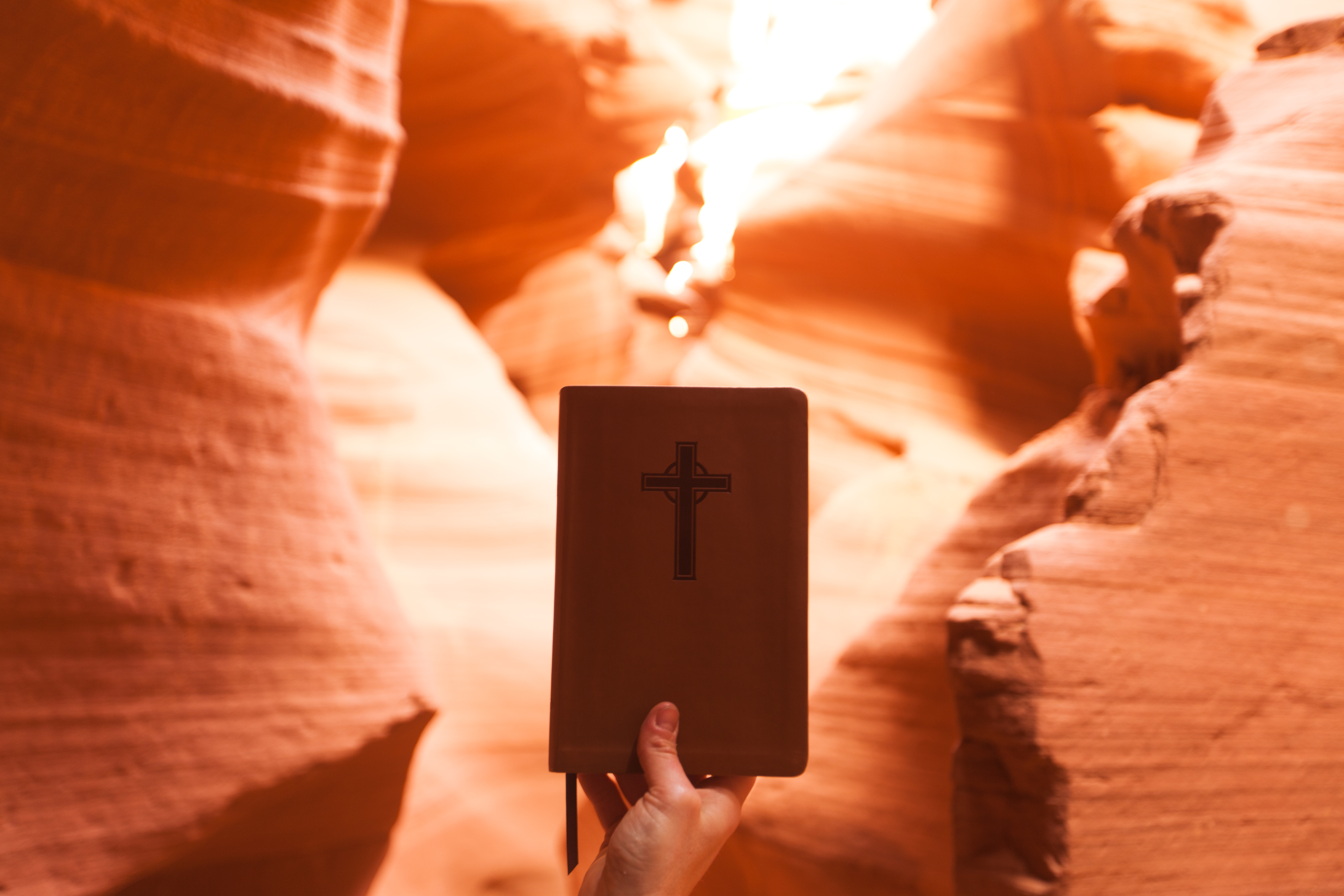 Arizona Cave Bible