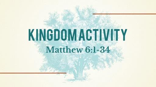 Kingdom Activity