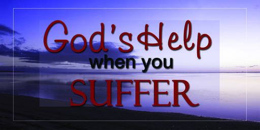 God's Help When You Suffer