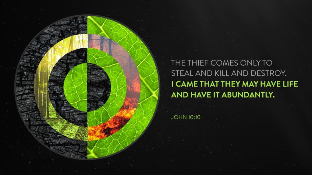 John 10:10 large preview