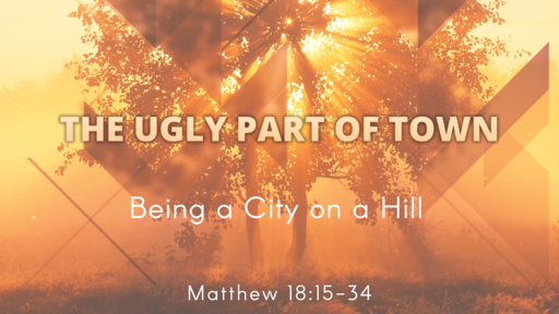 Sept 3, 2017- The Ugly Part of Town