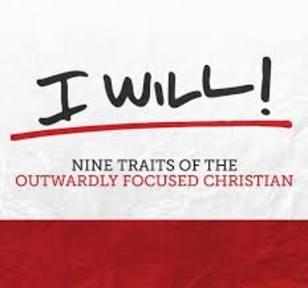 "iWILL: ""The Choice of Attitude"""