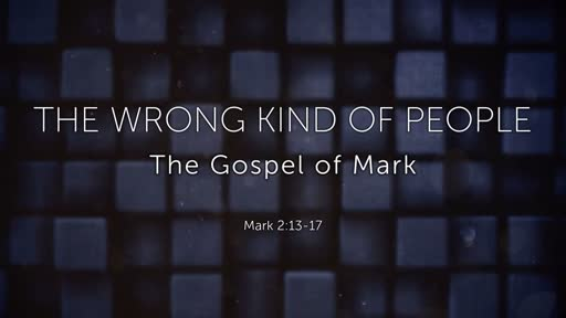 July 30, 2017 - The Wrong Kind of People