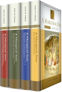 A Marginal Jew: Rethinking the Historical Jesus (4 vols.)