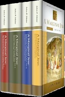 A Marginal Jew: Rethinking the Historical Jesus (4 vols.)