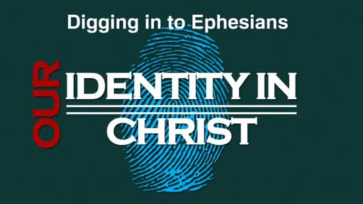 Digging In to Ephesians -- 5:21-33 -- It's not just about marriage