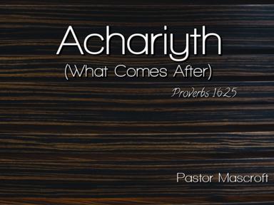 Acharyith Pt. 2