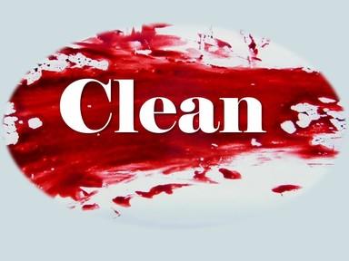 October 8, 2017   CLEAN