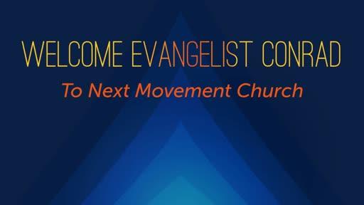 Evangelist Conrad