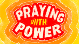 Praying With Power  PowerPoint Photoshop image 5